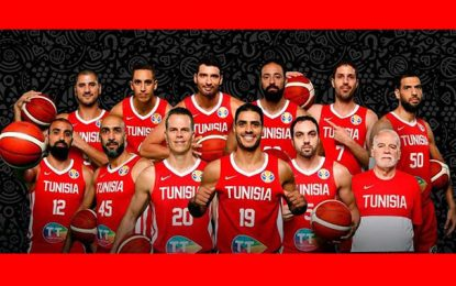 Coupe du monde de basketball : la Tunisie joue le ticket des JO 2020