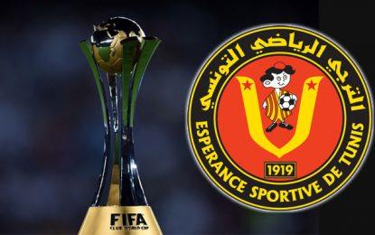 Coupe du monde des clubs : L'Espérance attend la décision de la CAF en début de semaine prochaine