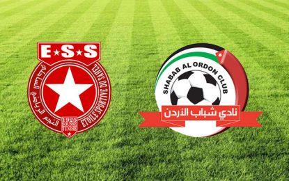 Coupe arabe des clubs : Etoile du Sahel-Shabab Amman à huis-clos