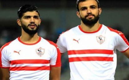 Sassi et Naguez dispensés de l'équipe de Tunisie pour préparer la finale de la Coupe d'Egypte