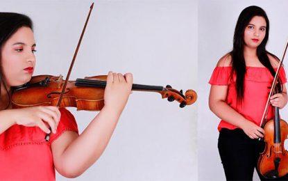 Récital de Ghofrane Miladi à l'IFT : une jeune violoniste de génie