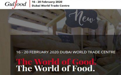 Le Cepex lance un appel à participation des entreprises tunisiennes au salon Gulfood Dubaï 2020
