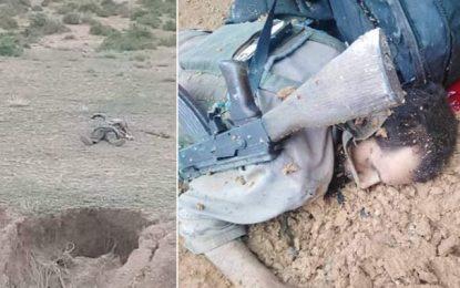 Kasserine : Un «émir» de la Katiba Okba Ibn Nafaa parmi les terroristes abattus à Haïdra (Photos)