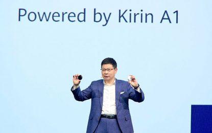 Chip-OS-Device de Huawei : une expérience de vie connectée