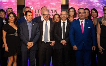 Tabarka : Les Italian Business Oscars distinguent 7 entreprises italo-tunisiennes