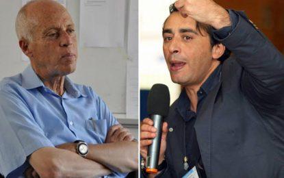 Jaouhar Ben Mbarek: «Kaïs Saïed est un homme intègre et n'a aucun lien avec le salafisme»