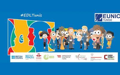 La Journée européenne des langues célébrée 25 septembre 2019 à Tunis !