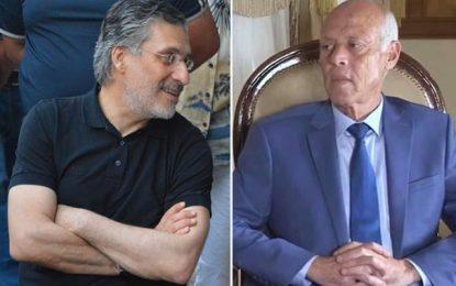 Un débat télévisé entre Saïed et Karoui, les candidats au 2e tour de la présidentielle, est enfin possible