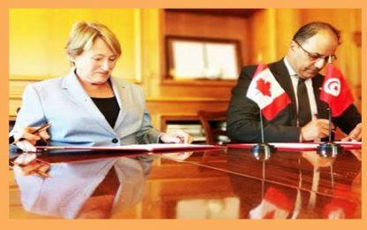 La mission « fructueuse » du ministre Slim Khalbous au Canada
