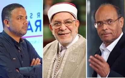 Présidentielle 2019 : Makhlouf, Mourou et Marzouki en tête à Tatatouine