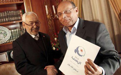 Ghannouchi : Marzouki aurait dû sortir par la grande porte, il a juste handicapé Mourou pour le 2e tour (vidéo)