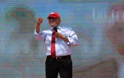 Mohsen Marzouk : «Le système politique actuel en Tunisie sert les intérêts d'Ennahdha»