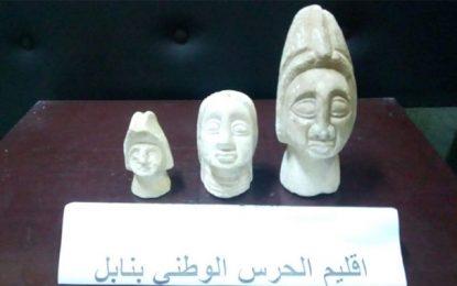 Trafic de pièces archéologiques : Arrestation d'un suspect à Nabeul