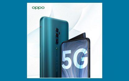 OPPO dévoile son premier téléphone 5G dans les pays du Golfe