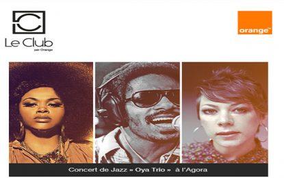 La Marsa : Oya Trio et la chanteuse Najet Ounis, ce vendredi 27 septembre 2019, à l'Agora