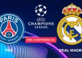 PSG-Real Madrid en live streaming : LDC 2019-2020