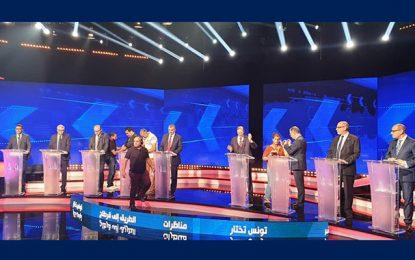 Le 2e débat télévisé des candidats à la présidence : l'économique comme enjeu électoral crucial