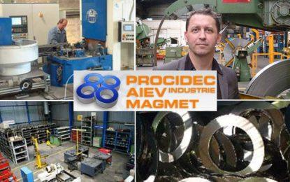 Investissement : Ouverture, à Soliman d'une nouvelle usine off-shore française