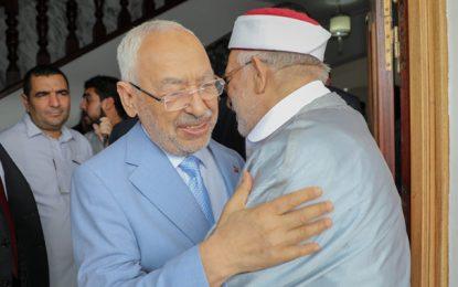 Présidentielle : Ghannouchi rappelle à Marzouki que Mourou est le candidat du parti Ennahdha