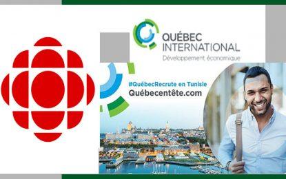 Planète Techno : ICI Radio-Canada en Tunisie avec Québec International
