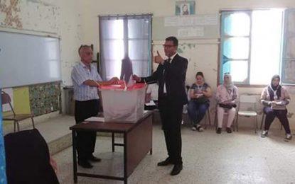 Présidentielle 2019 : Mongi Rahoui vote à Ghardimaou (Jendouba)
