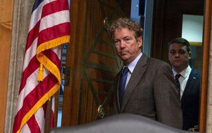 Le sénateur Rand Paul dénonce «les gaspillages de l'argent du contribuable américain en Tunisie»