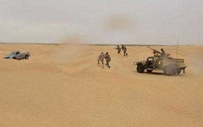 Ben Guerdane : Deux kalachnikovs, un fusil et des munitions saisis en possession de 4 Libyens