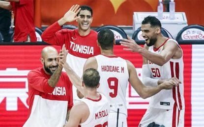 Coupe du monde de basketball : Première victoire historique de la Tunisie