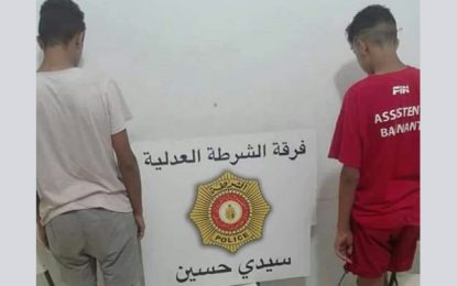 Élève poignardé à Sidi Hassine : Deux suspects placés en détention