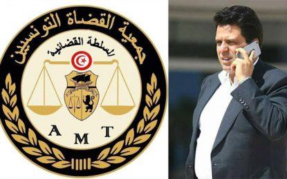 L'Association des magistrats tunisiens appelle à enquêter sur les déclarations de Slim Riahi