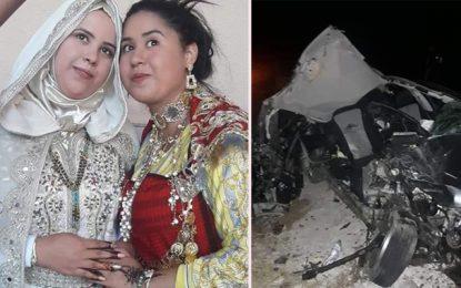Drame à Sousse : Elle décède avec sa sœur, le jour de son mariage, dans un accident de la route