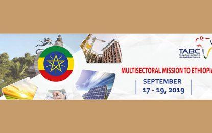 Le TABC organise une mission de prospection multisectorielle à Addis-Abeba