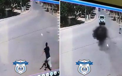 Policier agressé à l'arme blanche à Tozeur : Le suspect, un salafiste connu des services de police (vidéo)