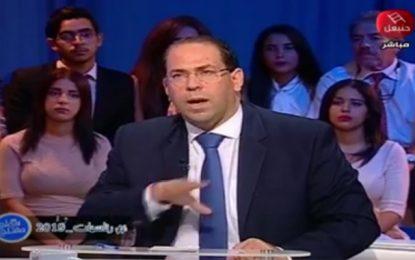 Entretien de Slim Riahi par Sami Fehri : Youssef Chahed saisit la justice