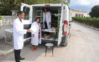 Sakiet Sidi Youssef: une caravane médicale militaire tuniso-algérienne soigne 3.733 patients