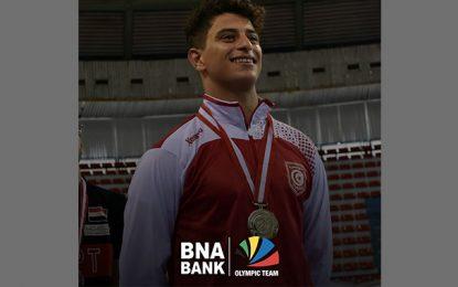 BNA olympic Team : le sabreur Feres Ferjani conforte sa 14e place mondiale