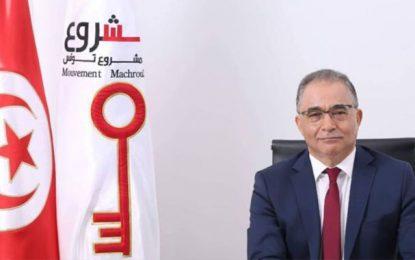 Biographie de Mohsen Marzouk, candidat à la présidentielle anticipée du 15 septembre 2019