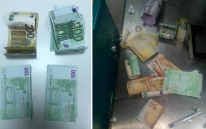 Trafic de devises : Sept opérations avortées à l'aéroport de Tunis-Carthage en 48 heures (Photos)