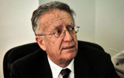 Elections : Yadh Ben Achour soutient Kaïs Saïed à la présidentielle et craint le risque d'une impossible majorité parlementaire aux législatives