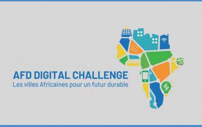 Villes africaines : Lancement de la 4e édition de l'AFD Digital Challenge