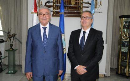 Karim Jamoussi prend officiellement ses fonctions de ministre de la Défense par intérim