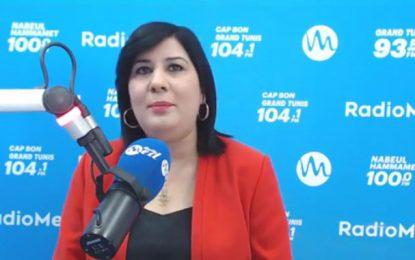 Abir Moussi accuse : «Attayar est un dérivé des Frères musulmans» ! (Vidéo)