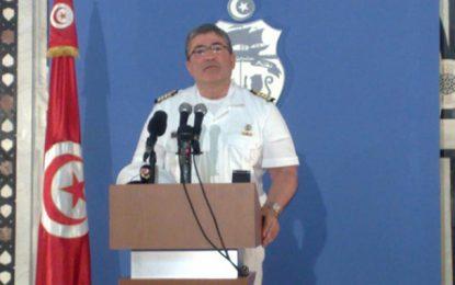 Présidence de la république : L'amiral Kamel Akrout présente sa démission