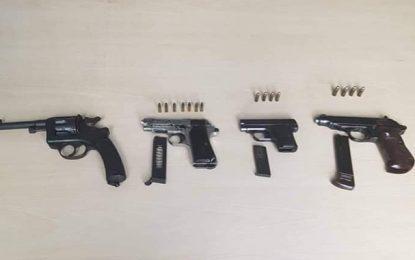 Pistolets saisis dans un yacht français à Bizerte : Le propriétaire placé en détention