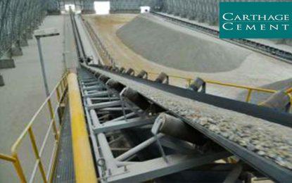 Carthage Cement réalise une hausse du chiffre d'affaires de 7% aux 9 premiers mois 2019