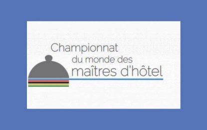 Mohamed Ghassen Bennani  représentera la Tunisie aux Championnats du Monde des maîtres d'hôtel, le 2 décembre 2019, en France