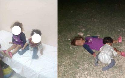 Deux bébés violentés et abandonnés dans la rue à Enfidha : Poursuites contre la mère et sa belle-famille