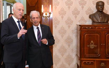 Mohamed Ennaceur : «C'est un jour historique pour les Tunisiens»