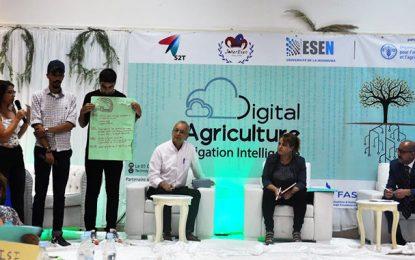 En décembre en Tunisie : une conférence régionale sur l'amélioration de la productivité de l'eau