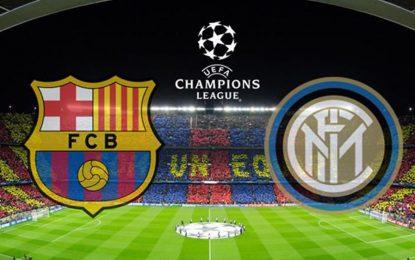 FC Barcelone-Inter milan en live streaming : LDC 2019-2020